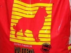 Nutra nuggets maistas 18kg