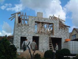 Rekonstrukcija, renovacija, nauja statyba