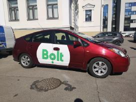Vairuotojas / Bolt / Pavežėjas / Taxi