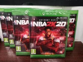 Naujas Xbox one žaidimas - Nba 2k20