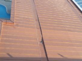 Pvc ir bituminių stogų dengimas