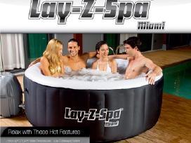 Spa masažinis baseinas džiakuzi Lay-z-spa