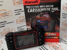 Icarsoft profesionali diagnostikos įranga