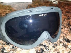 Nauji slidinėjimo akiniai Hi-tec.