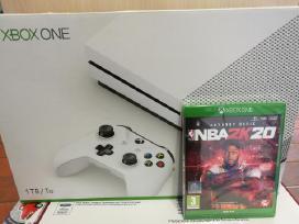 Naudota Xbox One S 1tb konsole su Nba 2k20