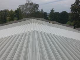 Bituminiai stogai, prilydoma danga, stogų dengimas - nuotraukos Nr. 8