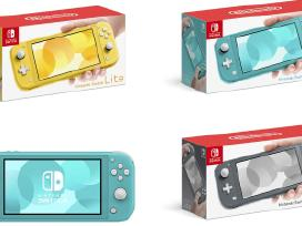 New Nintendo Switch tik 229 Eur