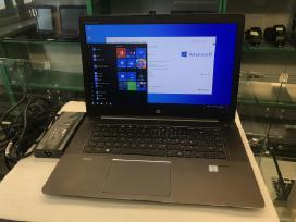 Hp Zbook i7 32gb 512ssd Quadro m1000m 4gb garantij