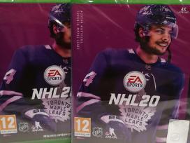Naujas Xbox one žaidimas Nhl20