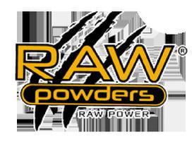 Raw powders papildai