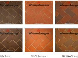 Wienerberger Terca klinkerio trinkelės