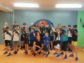 Bokso, kikboksas,muay thai/k1 treniruotės Vilniuje