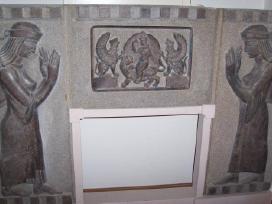 Dekoratyvinė židinio apdaila