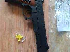 Žaislinis šautuvas su šratukais