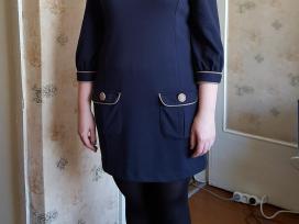 Mėlyna graži suknelė