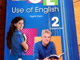 Knyga, uzduotys Fce Use of English 2