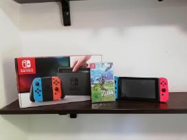 Nintendo Switch Su Garantija + Zelda