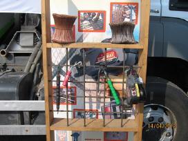 Parduodu vielos rišimo įrankius