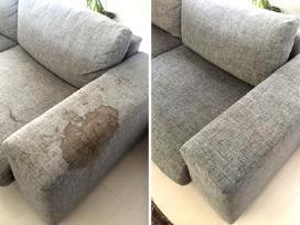 Profesionalus minkštų baldų, kilimų valymas