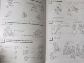 Mokyklinės knygos.