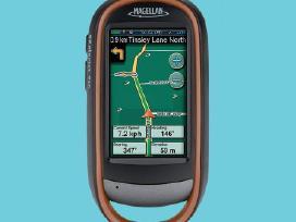 GPS imtuvas Magellan explorist 710
