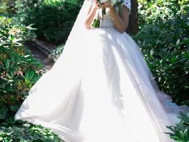Vestuvinė išskirtinė suknelė