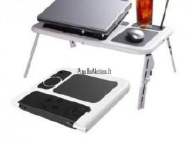 Nešiojamo kompiuterio staliukas