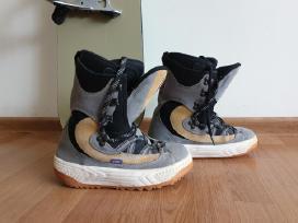 Snieglentininko batai. Snowboards batai Stuf - nuotraukos Nr. 2