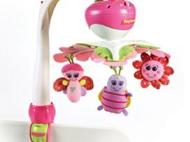 Tiny love take along mobile muzikinė karuselė