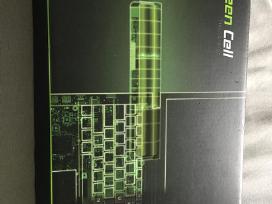 Parduodu green cell laptop baterija Dell kompiuter