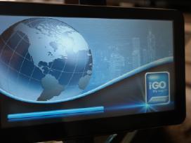 Nauja GPS Navigacija 7, HD ekranas, 8 GB, 256 RAM