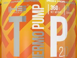 Pre workout Ihs Thermo Pump Bomba