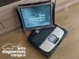 Kompiuteris diagnostikai Panasonic Toughbook Cf-19