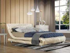 Naujos lovos su naujais čiužiniais