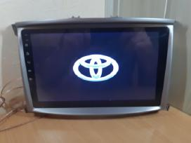 Toyota Lc 100 Land Cruiser 100 Android 9.0 RAM 2gb