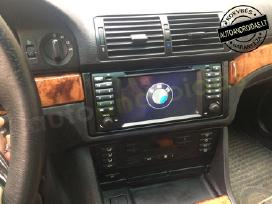 Bmw 5 E39, X5 E53 1995-03 Android 8 multimedia Usb