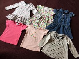 Suknelės ir palaidinės 92-98cm viskas 10 Eur