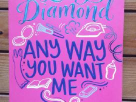 "Knygą ""Any Way You Want Me"" Lucy Diamond"