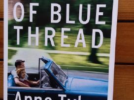 "Knygą""spool Blue Thread by"" 2015 m. Anne Tyler"