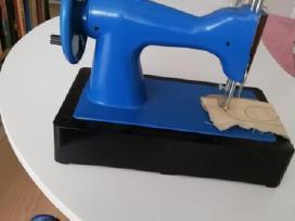 Rusų gamybos, vaikiška nauja siuvimo mašinėlė - nuotraukos Nr. 4