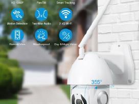 2019 metų Lauko apsaugos WiFi 1080 HD kamera