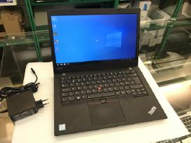 Thinkpad L480 i7 8gb 256ssd Fhd Ips garant 18 mėn