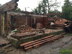 Sienų pertvarų pjovimas griovimas Klaipėdoje