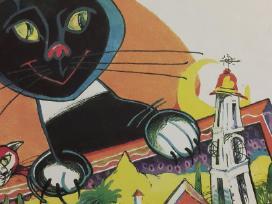 Knyga Katinas Kasperas