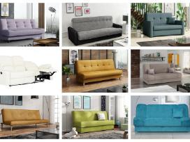 Naujos sofos su 40-50% nuolaida! Nuo 100 Eur!