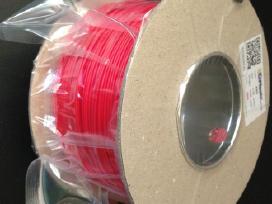 Abs ir Hips plastikas 3D spausdintuvams, 1.75mm - nuotraukos Nr. 4