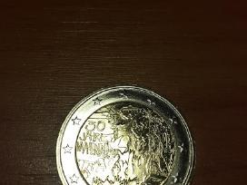 Naujiena.2 eur Vokietija.berlylo sienos žlugimo 30