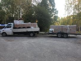 Kroviniu gabenimas Švedija
