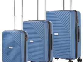 Įvairūs lagaminai geromis nuolaidomis