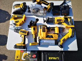 Akcija Akumuliatoriniai Falke įrankiai iš Danijos